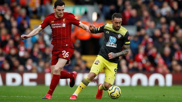 Liverpool - Southampton 4-0: Chamberlain mở điểm, Salah ghi cú đúp ảnh 5