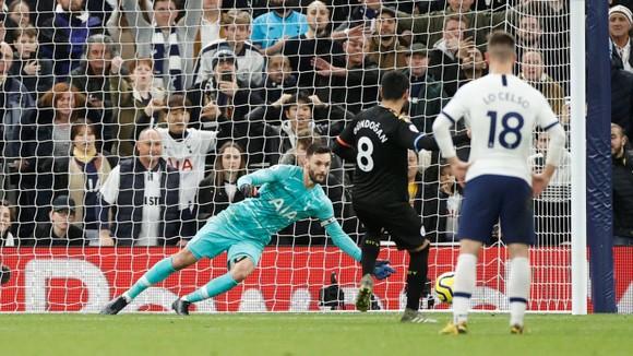Tottenham - Man City 2-0: Jose Mourinho thắng Guardiola khi Bergwijn tỏa sáng ảnh 5