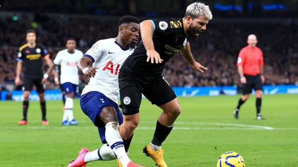 Tottenham - Man City 2-0: Jose Mourinho thắng Guardiola khi Bergwijn tỏa sáng ảnh 4