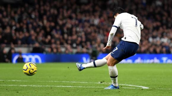 Tottenham - Man City 2-0: Jose Mourinho thắng Guardiola khi Bergwijn tỏa sáng ảnh 11