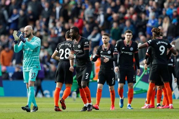 Vì sao Kepa bị Lampard đóng băng ở Chelsea ảnh 2