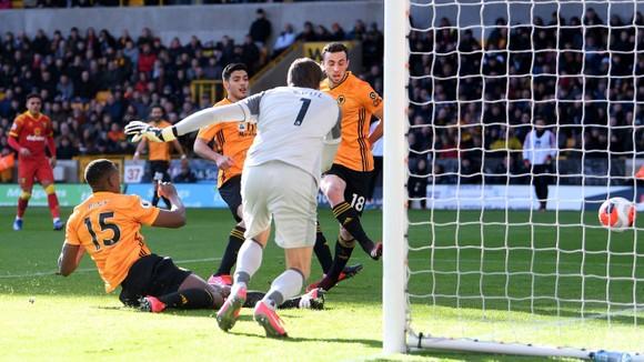 Wolves - Norwich 3-0: Jota, Raul Jimenez giúp Bầy sói thăng hoa ảnh 4