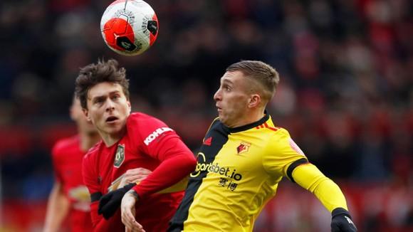 Man United - Watford 3-0: Bruno Fernandes tỏa sáng, Martial, Greenwood góp công ảnh 4