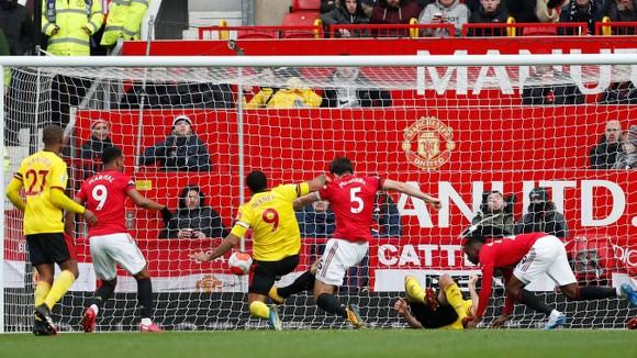 Man United - Watford 3-0: Bruno Fernandes tỏa sáng, Martial, Greenwood góp công ảnh 7
