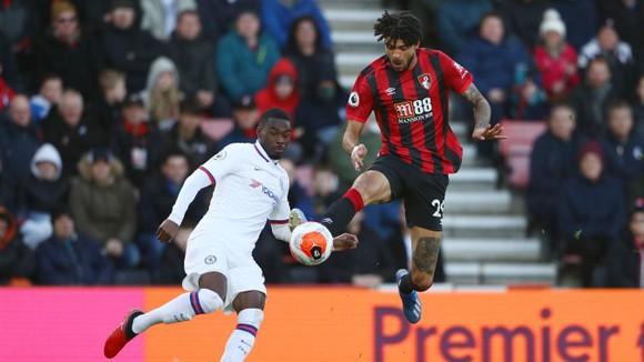 Bournemouth - Chelsea 2-2: Marcos Alonso ghi cú đúp giúp The Blues gỡ hòa ảnh 3