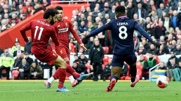 Liverpool - Bournemouth 2-1: Salah và Mane giúp Liverpool ngược dòng, Klopp hài lòng ảnh 4