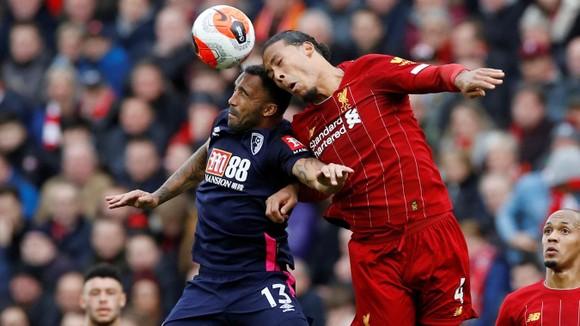 Liverpool - Bournemouth 2-1: Salah và Mane giúp Liverpool ngược dòng, Klopp hài lòng