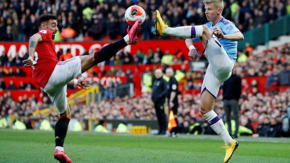 Man United - Man City 2-0: Martial, McTominay giúp Quỷ đỏ đại thắng ảnh 4