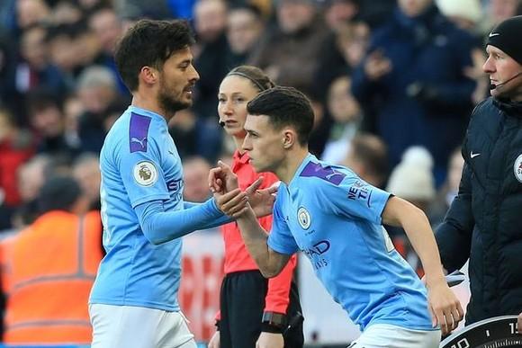 Phil Foden – người thay thế hoàn hảo David Silva tại Manchester City