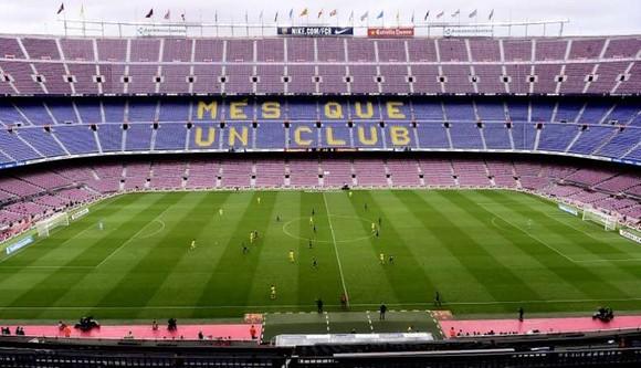 Camp Nou có thể 'đóng kín cửa' cho đến tháng 2