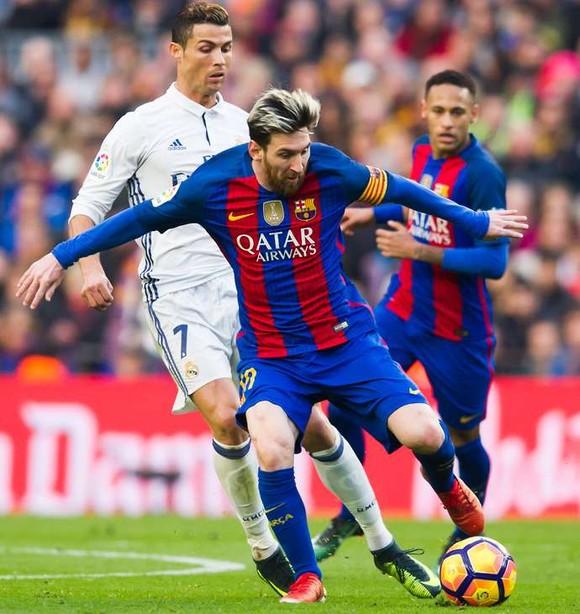 Sự thật đằng sau 35 lần đối đầu trực tiếp giữa Lionel Messi và Cristiano Ronaldo ảnh 1