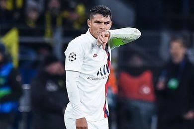 Thiago Silva  phải rời đội trong mùa hè