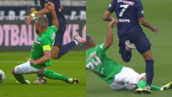 PSG lo lắng Kylian Mbappe chấn thương không kịp dự Champions League ảnh 1