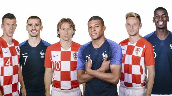 {háp và Croatia là cuộc chiến giữa những ngôi sao châu Âu
