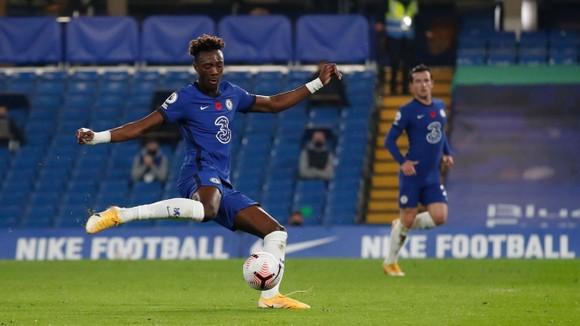 Chelsea thắng ngược Sheffield United: Thiago Silva và Werner ghi bàn trong màn trình diễn của Ziyech ảnh 1