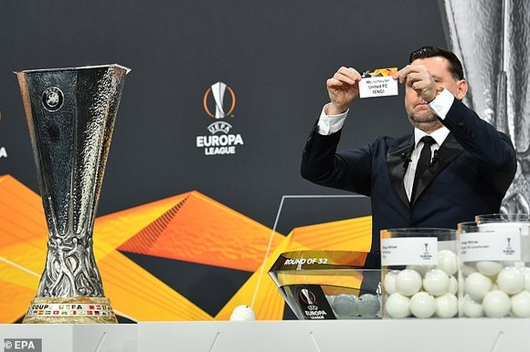 Bốc thăm vòng knock-out Europa League