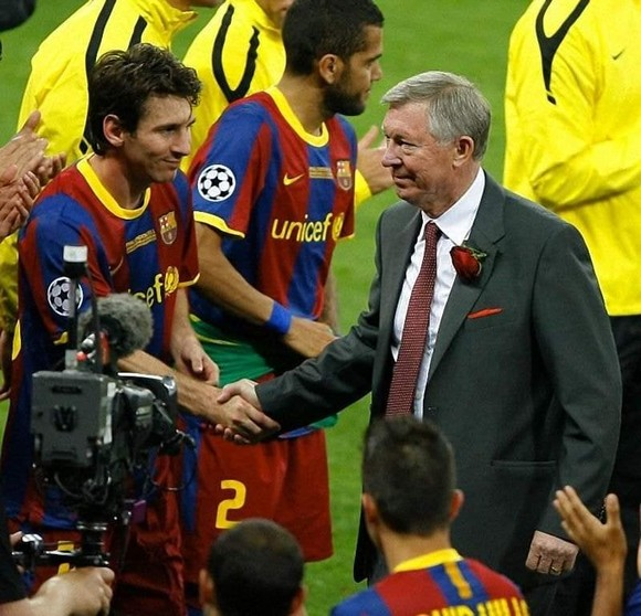 Sir Alex Ferguson phân tích Dream Team của Quả bóng vàng ảnh 2