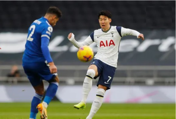 Gậy ông đập lưng ông, thua Leicester 0-2 Tottenham tụt xuống thứ 5 ảnh 2