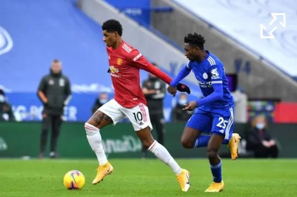 Cavani lại kiến tạo, nhưng Man United vẫn bị Leicester lội ngược dòng ảnh 2