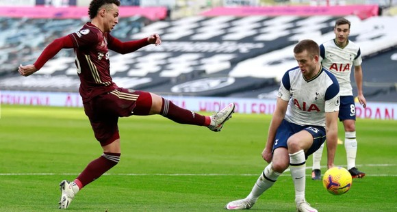 Đè bẹp Leeds, Harry Kane và Son Heung-min đưa Tottenham lên hạng 3 ảnh 3