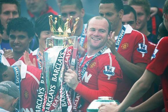 Wayne Rooney gắn liền với giai đpoạn thành công của Man United