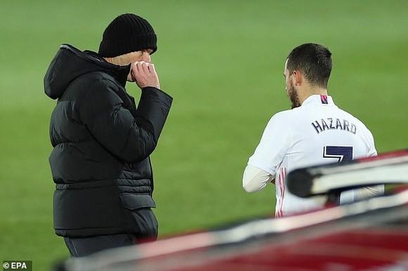 Zidane kêu gọi Real Madrid kiên nhẫn với Eden Hazard ảnh 2