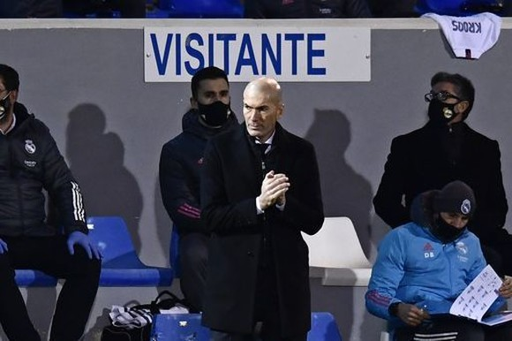 HLV Zinedine Zidane