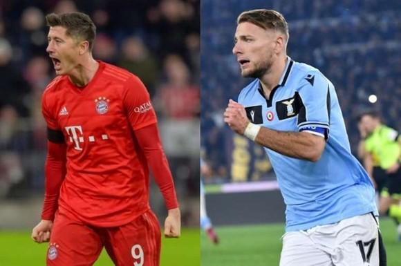 Lazio háo hức chờ đón Bayern Munich ảnh 1