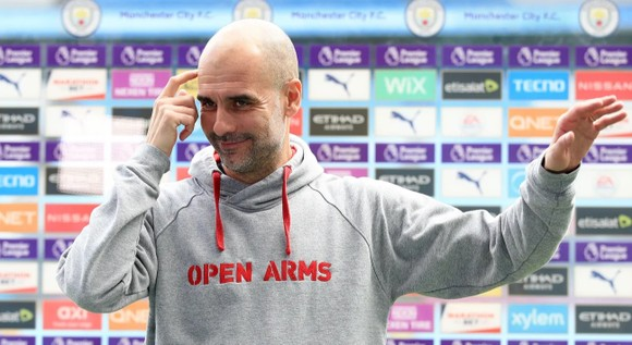 Pep Guardiola và 10 ngày quyết định danh hiệu vô địch Premier League ảnh 1