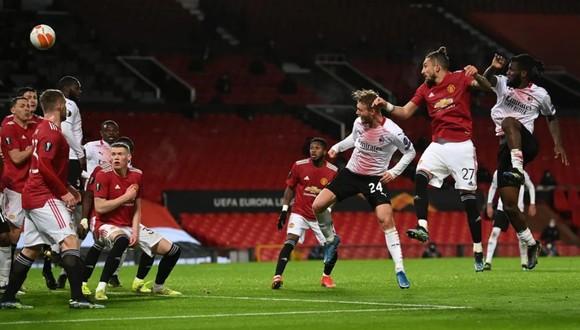 Man United đánh rơi chiến thắng trước AC Milan ảnh 3