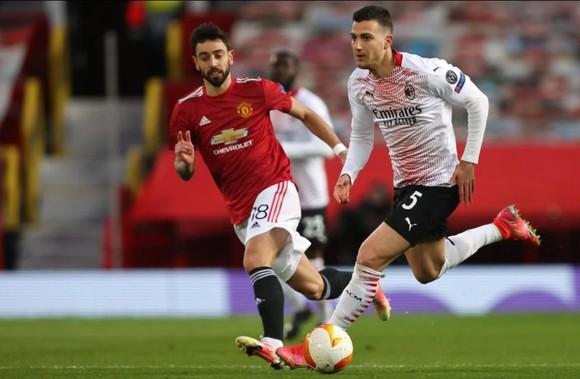 Man United đánh rơi chiến thắng trước AC Milan ảnh 1