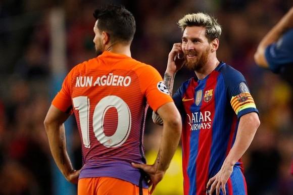 Barcelona có 'thỏa thuận' để ký Sergio Aguero theo dạng chuyển nhượng tự do ảnh 1