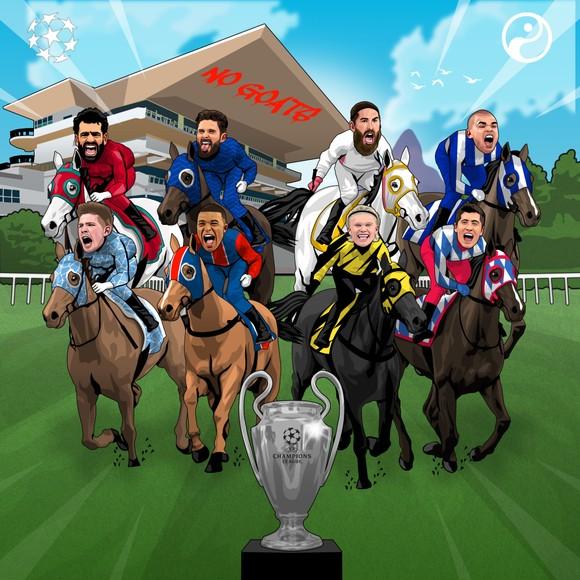 Nhà cái đặt cược vào Chelsea, dù Manchester City vẫn là ứng viên số 1 vô địch Champions League ảnh 1