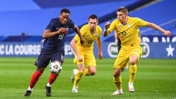 Pháp sẽ tiếp Ukraine trên sân nhà