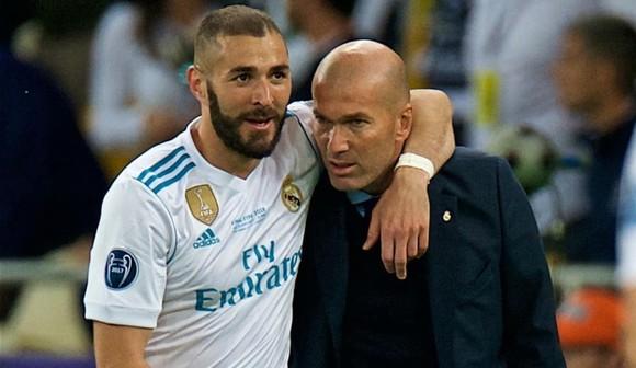 'Lợi thế' của Zidane: Real Madrid bị đánh giá thấp hơn trước cuộc chiến với Liverpool ảnh 1
