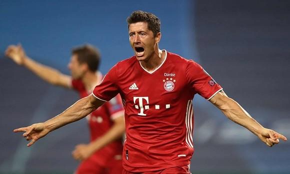 Robert Lewandowski là niềm hy vọng sống còn cho Bayern