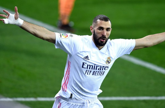 Karim Benzema là mối đe dọa thực sự với Barcelona