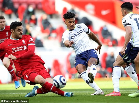 Salah và Trent tỏa sáng giúp Liverpool thắng ngược dòng Aston Villa ảnh 1