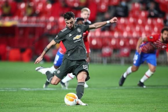 Bruno Fernandez sẽ dẫn dắt Man United vào bán kết