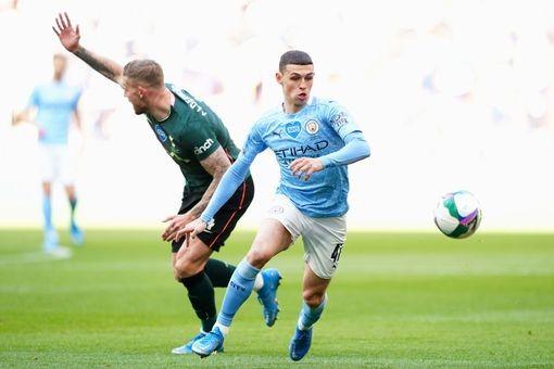 Aymeric Laporte nhấn chìm Tottenham, giúp Man City đăng quang League Cup 4 mùa liên tiếp ảnh 3