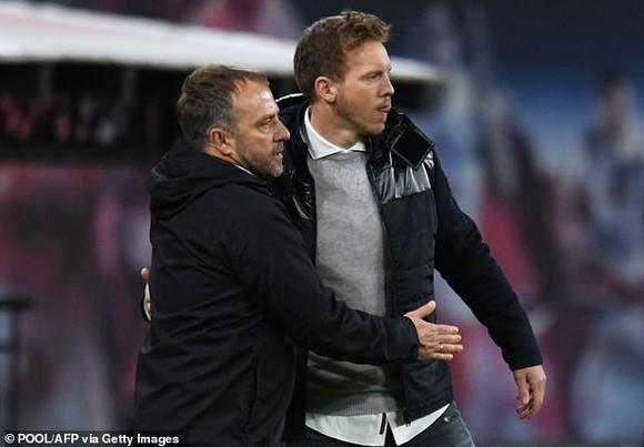 Bayern Munich đền bù 21,7 triệu bảng cho RB Leipzig để đưa Julian Nagelsmann về thay thế Hansi Flick ảnh 1