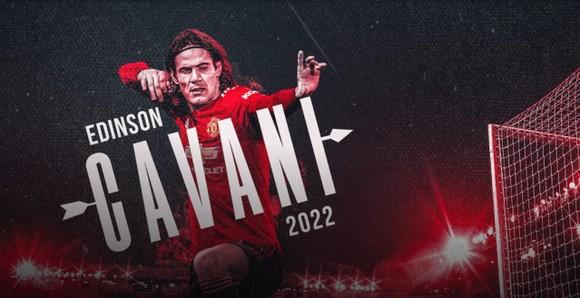 Edinson Cavani hướng đến năm 2022