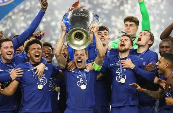 Kai Havertz đưa Chelsea lên đỉnh châu Âu ảnh 4
