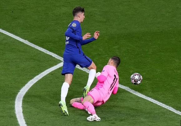 Kai Havertz đưa Chelsea lên đỉnh châu Âu ảnh 1