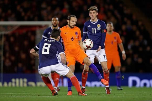 Scotland chọn đối thủ mạnh như Hà Lan để kiểm tra năng lực của mình