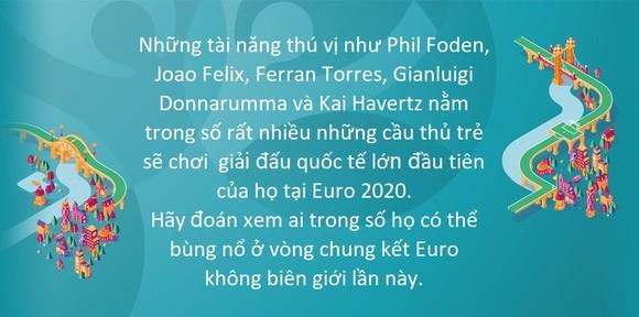 Phil Foden dẫn đầu tốp 5 ngôi sao trẻ sẽ tỏa sáng ở Euro 2020 ảnh 1