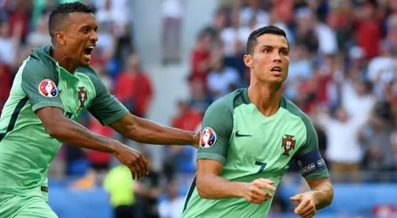 Ronaldo rất quyết tâm săn tìm bàn thắng