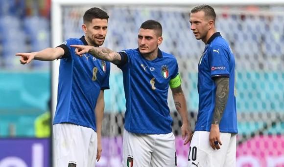 Italia – Xứ Wales 1-0: Verratti và Chiesa tỏa sáng ảnh 1