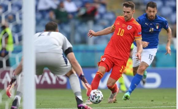 Italia – Xứ Wales 1-0: Verratti và Chiesa tỏa sáng ảnh 5