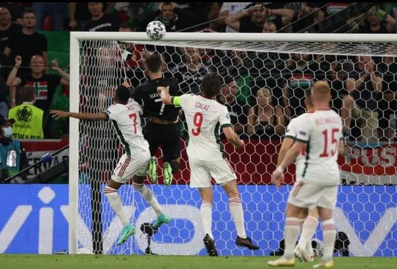Đức – Hungary 2-2: Kai Havertz và Goretzka cừu nguy cho Xe tăng Đức ảnh 2